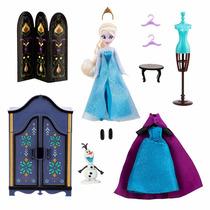 Elsa Mini Doll Armario Play Set - Frozen Disney Store