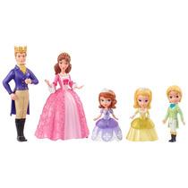 Set De Figuras Princesa Sofia Originales Importadas Usa