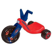 Disney Big Wheel Júnior Racer Spiderman Ride On