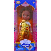 Muneca Afroamericana Kenya Del Pequeno Mundo De Disney