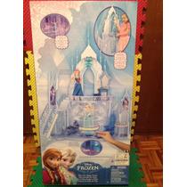 Elsa Castillo De Hielo ,palacio De Hielo Frozen Disney 2016