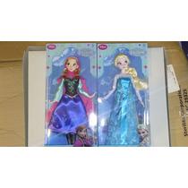 Muñecas De Anna Y Elsa De Disney Store
