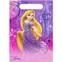 Hallmark Party Supply - Princesas De Disney Enredados - 8 /