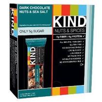 Kind Nueces Y Especias, El Chocolate Negro Nueces Y La Sal D