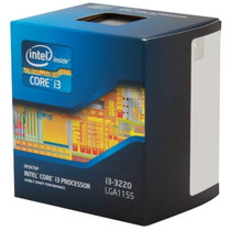 Procesador Cpu Intel Core I3 3220 Lga 1155 3.3ghz 3mb 55w