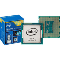 Procesador Intel Core I7 4790k 4.0ghz Sin Intereses