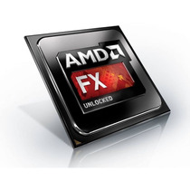 Microprocesador Amd Fx-6300 3.5ghz Socket Am3+ Black Edition