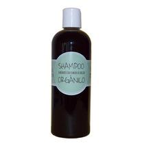 Shampoo Orgánico 100% Natural, 1 Litro