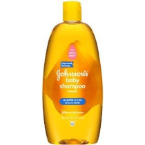 Bebé Shampoo Johnson - 25.4 Oz