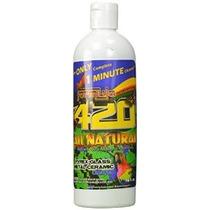 1 X Todo Natural Fórmula 420 Limpiador De Tuberías - Limpia