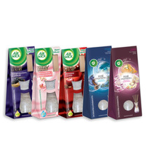 5 Pack Aromatizante Reed Diffuser Mix Air Wick