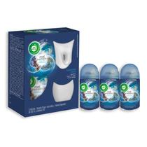 Aromatizante Aparato Turquoise Oasis +3 Repuestos Air Wick