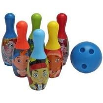 Lo Que Los Niños Quieres Jake Y El Bowling Set Never Land Pi