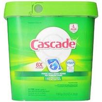 Cascade Actionpacs Lavavajillas Detergente Fresco Olor 110 C