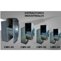 Fabricacion De Extractores Y Ventiladores Industriales