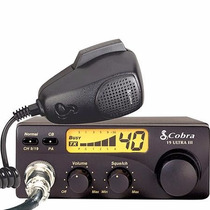Radio Cb Cobra 19 Ultra Iii 40 Canales Economico Msi