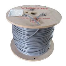 Cable Coaxial Rg8x Gris Viakon