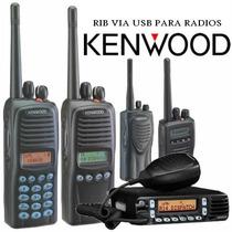 Programador De Radios Kenwood Via Usb