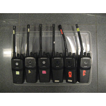 Radio Motorola Ep450 Vhf Con Cargador, Eliminador Y Antena