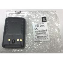 Bateria Fnb V106 Para Radio Portátil Vertex