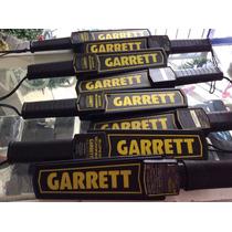 Detector De Metales Y Armas Garrett