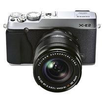 Tb Camara Fujifilm X-e2 16.3 Mp Compact System Digital Camer