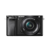 Tb Camara Sony Alpha A6000 Interchangeable Lens 55-210mm
