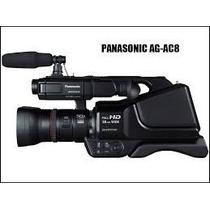 Videocamara Profesional Panasonic Ag-ac8 Hm4