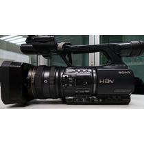 Cámara Profesional De Video Sony Hdr Fx-1000 Minidv 1080