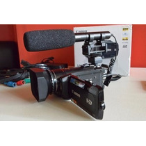 Camara De Video Canon Profesional Full Hd 32gb