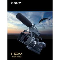 Video Camara Sony Hvr-a1n