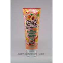 Fiesta Sun Bronceador P/ Cama Peach Paradise / Envio Gratis!