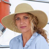 Sombrero Riviera Protección Solar 50+upf Bloquea Rayos Uv