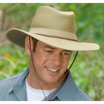 Sombrero Highlander Protección Upf 50+ Caza, Pesca, Golf