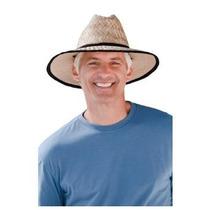 Coolibar Upf 50+ Hombres De Paja Sombrero De La Playa
