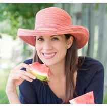 Sombrero Verona Protección Solar Upf 50+ Playa, Moda, Jardín