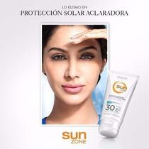 Protector Solar Aclarador Fps 30 Oriflame