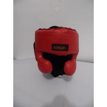Careta Para Boxeo Económica Protectora De Cabeza
