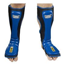 Espinilleras Combat Sports. Gel Shock Sleek Ultra Protección