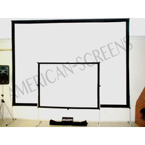 Lienzo Para Pantalla De Proyeccion 200 4x3 American-screens