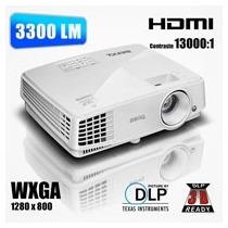 Benq Projector Mw529 White Wxga.