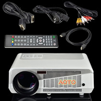Videoproyector Led Full Hd 3d 4500 Lumens Wifi 1080p Regalo