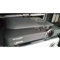 Videoproyector Sharp Xg C60x 3500 Lumens Lampara 3/4 Vida