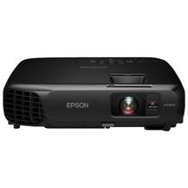 Proyector Epson S18+ 3000 Lum Svga Hdmi Usb V11h552021 Cañon