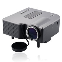 Mini Proyector Hd 60 Led Entrada Vga Usb Vbf
