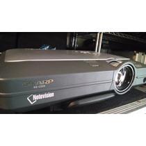 Videoproyector Sharp Xg C55x 3000 Lumens Lampara Seminueva