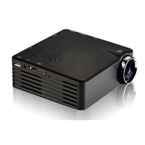 Mini Proyector Led 120 Lumens Proyección 80 Tv Turner Hdmi
