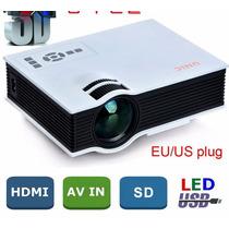 Proyector Unic Uc40 800 Lumens 170 Pulgadas Proyeccion