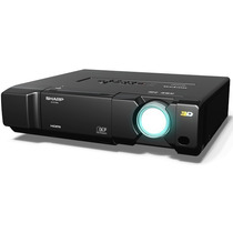 Sharp Xvz17000 Proyector 1600 Lumens Contraste 40000:1