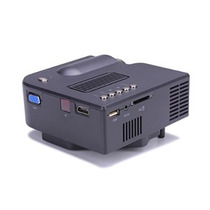 60 Multimedia Portátil Mini Hd Led Proyector De Cine Theate